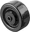 [ WHEEL(3,3/8ID,W/BUSHING,BLK) ]