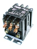 [ CONTACTOR (3 POLE,30 AMP,240V) ]